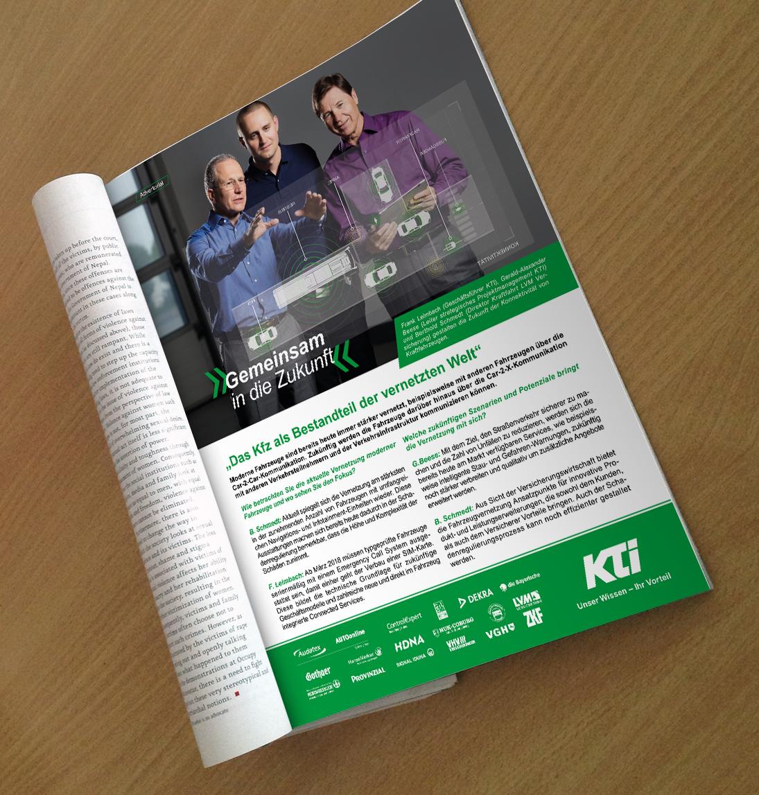 KTI Advertorials