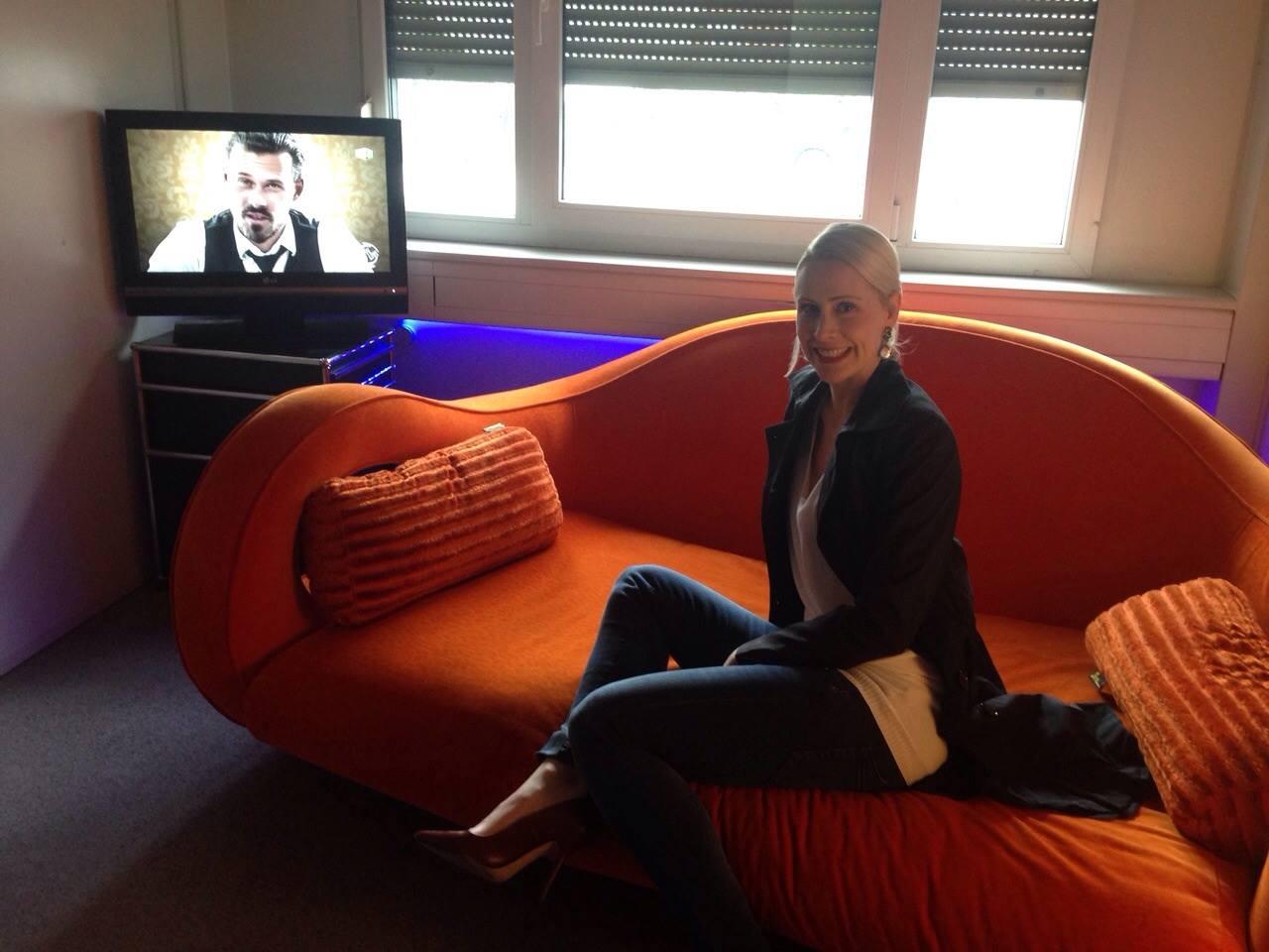 Live Talk bei NRW TV
