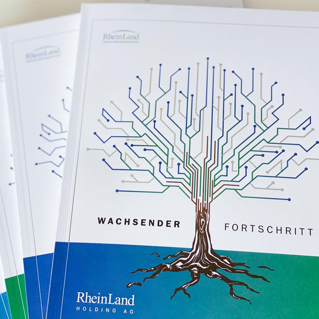 RheinLand Geschäftsbericht 2019
