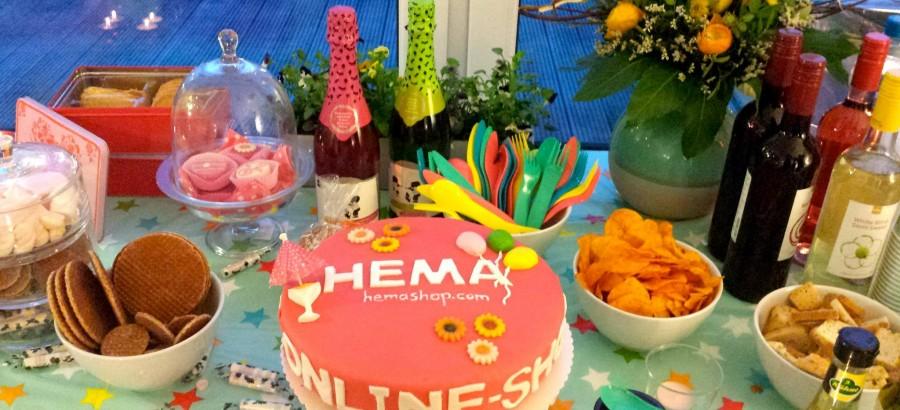 Eröffnungsparty – Hema Online Shop