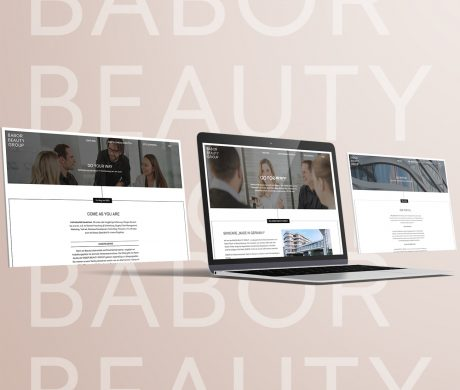BABOR BEAUTY GROUP – Karriereseite