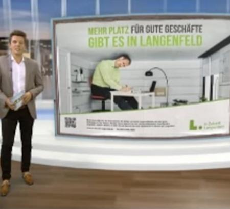 Langenfelder Stadtkampagne bei RTL West