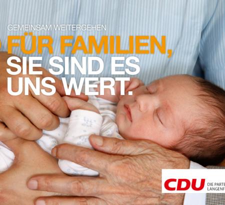 CDU Langenfeld, Wahlkampagne