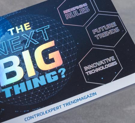 THE Next Big THING – Broschüre für Control€xpert