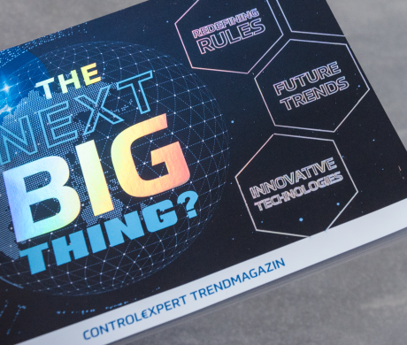 THE Next Big THING – Broschüre für Control€xpert