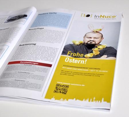 Anzeigenkampagne – InNuce Solutions