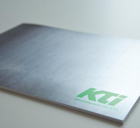 Geschäftsbericht KTI