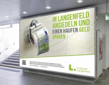 """""""In Zukunft Langenfeld"""" – Stadtkampagne"""