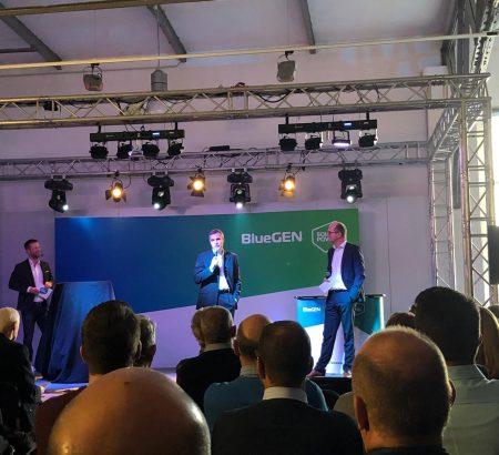 SOLIDpower: Produktlaunch des neuen BlueGEN BG-15