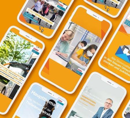 Wahlwerbung in Zeiten von Corona: Agentur FanFactory verhilft Bürgermeisterkandidat der CDU Langenfeld mit digital gesteuertem Wahlkampf zu absoluter Mehrheit