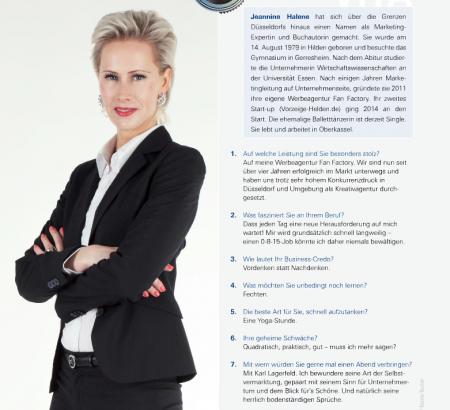 Business-Porträt – TOP Magazin Düsseldorf