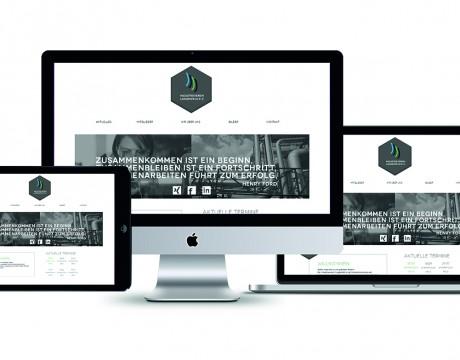 IVL Website Redesign